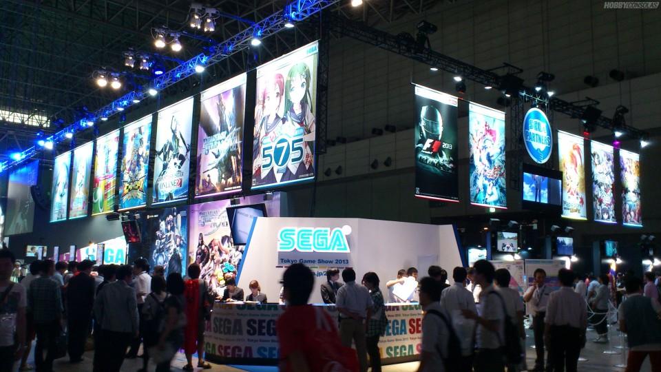 stand_sega Tokyo Game Show