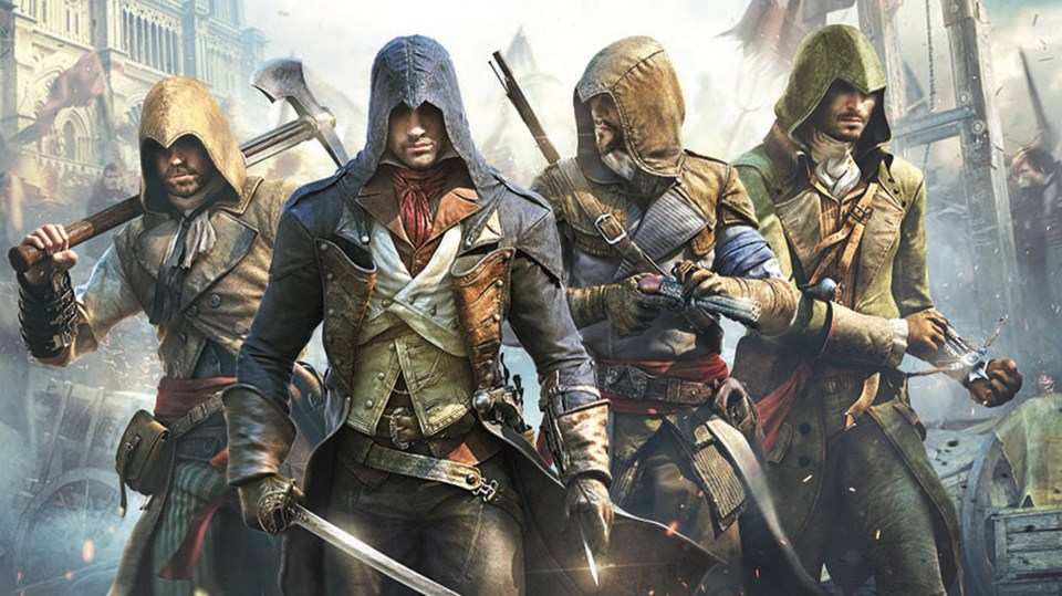Lucca-Comics-and-Games-2014-Assassins-Creed-Villa-Bottini