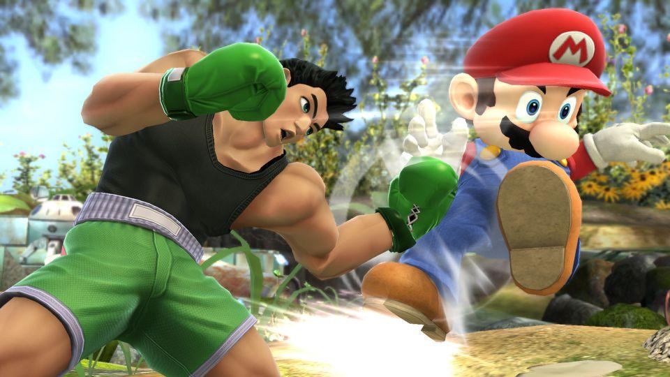 Mario Bros en Madrid Games Week