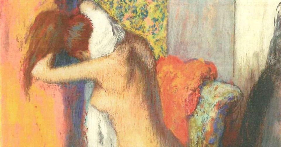 Degas, Cezanne y Seurat en el Albertina Museum
