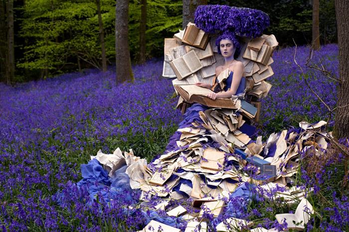 Exhibition fairy tale fashion